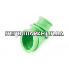 Патрубок воздушного фильтра   Suzuki LETS   (зеленый)   KOMATCU
