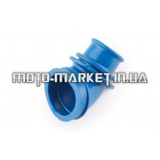 Патрубок воздушного фильтра   Suzuki LETS   (синий)   KOMATCU