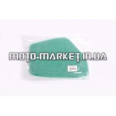 Элемент воздушного фильтра   Honda DJ-1 AF12   (поролон с пропиткой)   (зеленый)   AS