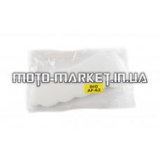 Элемент воздушного фильтра   Honda DIO AF62/TODAY AF61   (поролон сухой)   (белый)   AS