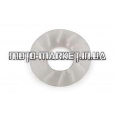 Крыльчатка неподвижной щеки вариатора   4T GY6 50   SUNY