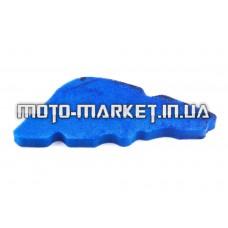 Элемент воздушного фильтра   Piaggio LIBERTY   (поролон с пропиткой)   (синий)   AS