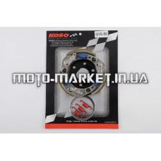Колодки сцепления (тюнинг)   4T GY6 50, Honda DIO ZX   (регулир. пружины)   KOSO
