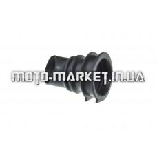 Патрубок воздушного фильтра   Honda DIO AF34/35   (глянцевый, эластичный)