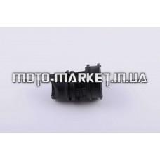 Патрубок воздушного фильтра   Honda DIO AF18   (глянцевый, эластичный)