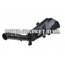 Фильтр воздушный (в сборе)   4T GY6 50   (10 колесо) (глянцевый)