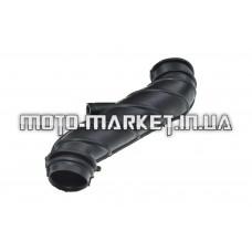 Патрубок воздушного фильтра   4T GY6 50/60/80   (глянцевый, эластичный)