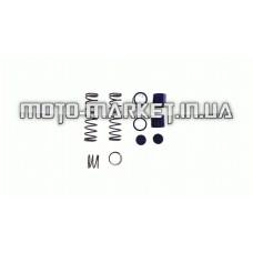 Ремкомплект вилки   Yamaha JOG 50   (диск)   (шток Ø25.0mm)   (втулки + пружины)   AS