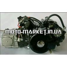 Двигатель   Delta, Activ 110cc   (АКПП 152FMH)   (чёрный)   EVO