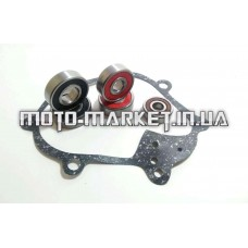 Ремкомплект редуктора   Yamaha GEAR 4T   (прокладка+подшипники  5шт)   AS