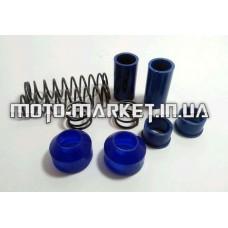Ремкомплект вилки   Yamaha JOG 50   (шток Ø22.3mm) (втулки, пружины, пыльники)   AS