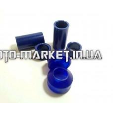 Ремкомплект вилки   Yamaha JOG 50   (шток Ø22.0mm) (втулки+ пыльники)   AS
