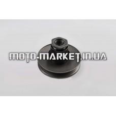 Шкив заднего вариатора   Yamaha JOG 90, 2T Stels 50 (1E40QMB)   DONGXIN