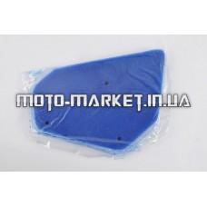 Элемент воздушного фильтра   Honda DIO AF18   (поролон с пропиткой)   (синий)   AS