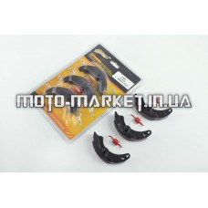 Ремкомплект платы колодок сцепления (тюнинг)   4T GY6 50   KOK RIDERS