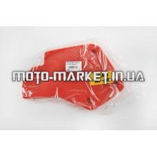 Элемент воздушного фильтра   Honda LEAD AF48   (поролон с пропиткой)   (красный)   AS