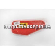 Элемент воздушного фильтра   Suzuki SEPIA   (поролон с пропиткой)   (красный)   AS