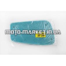 Элемент воздушного фильтра   Honda LEAD AF20/HF05   (поролон с пропиткой)   (зеленый)   AS