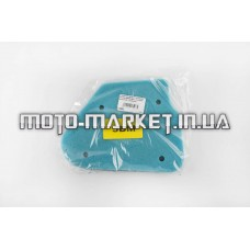 Элемент воздушного фильтра   Yamaha JOG 5BM   (поролон с пропиткой)   (зеленый)   AS