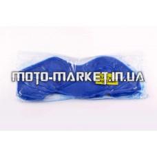 Элемент воздушного фильтра   Suzuki LETS 4   (поролон с пропиткой)   (синий)   AS