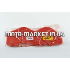 Элемент воздушного фильтра   Suzuki LETS 4   (поролон с пропиткой)   (красный)   AS