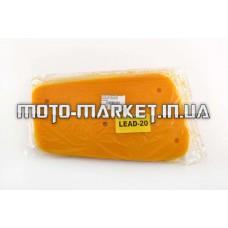 Элемент воздушного фильтра   Honda LEAD AF20/HF05   (поролон с пропиткой)   (желтый)   AS