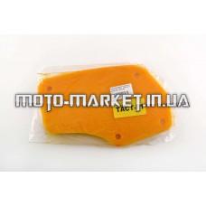 Элемент воздушного фильтра   Honda TACT AF51   (поролон с пропиткой)   (желтый)   AS