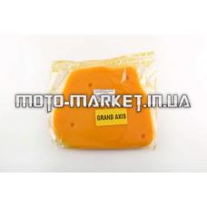 Элемент воздушного фильтра   Yamaha GRAND AXIS   (поролон с пропиткой)   (желтый)   AS