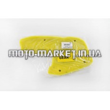 Элемент воздушного фильтра   Yamaha GEAR C   (поролон с пропиткой)   (желтый)   AS
