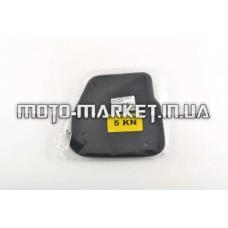 Элемент воздушного фильтра   Yamaha JOG 5KN   (поролон сухой)   (черный)   AS