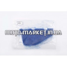 Элемент воздушного фильтра   2T TB50, Suzuki RUN   (поролон с пропиткой)   (синий)   AS