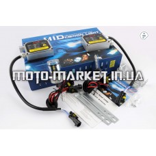 Ксенон (авто) H1 AC 6000K 35W (арт:9)