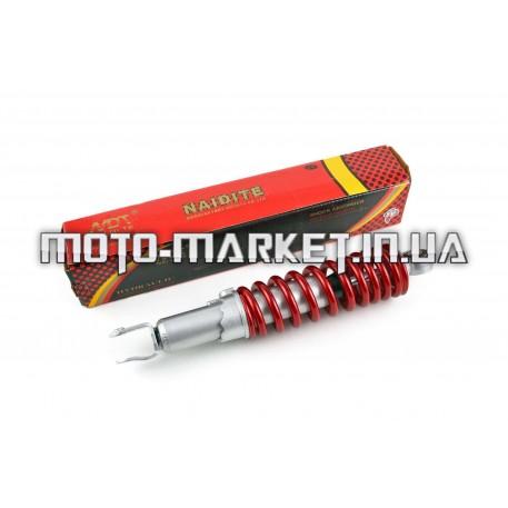 Амортизатор   AD100, AXIS, BWS, JOG90   300mm, регулируемый   (красный металлик)   NDT