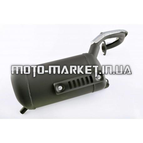 Глушитель   Honda LEAD 100