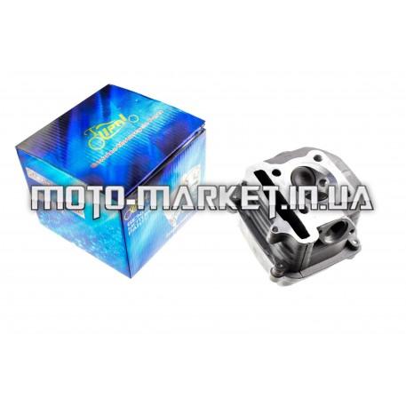 Головка цилиндра   4T GY6 150   (в сборе, +крышка)   KOMATCU   (mod.A)