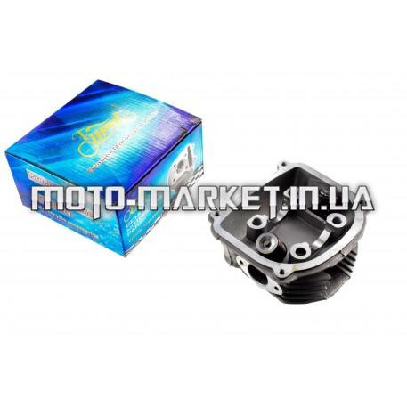 Головка цилиндра   4T GY6 150   (голая, +клапаны)   KOMATCU   (mod.A)