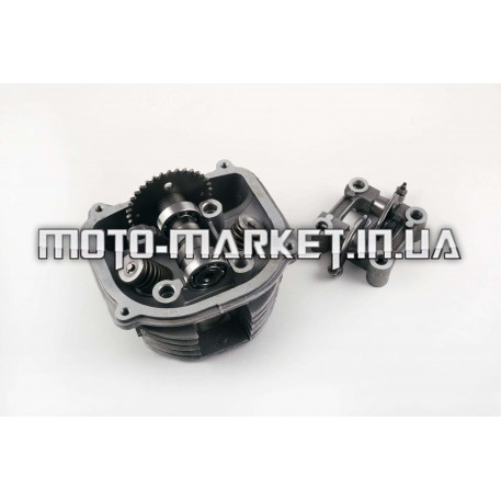Головка цилиндра   4T GY6 125   (в сборе, без крышки)   SUNY    mod:В