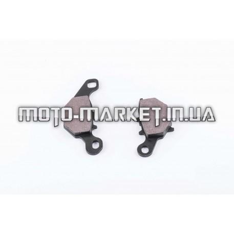 Колодки тормозные (диск)   Suzuki AD110   KOMATCU