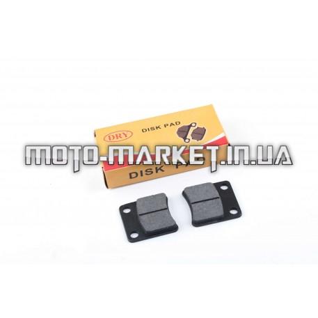 Колодки тормозные (диск)   Honda DIO, TACT   DRY