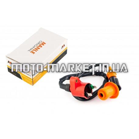 Катушка зажигания (тюнинг)   Honda DIO   (оранжевая)   MANLE