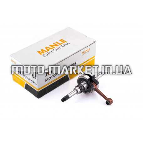 Коленвал   Suzuki LETS   (+сепаратор)   MANLE