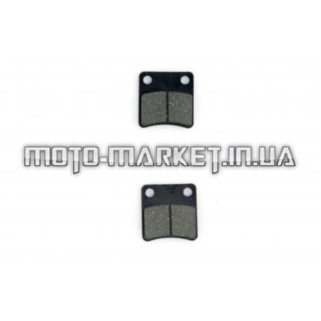 Колодки тормозные (диск)   Honda DIO, TACT   ZUNA   (mod B)