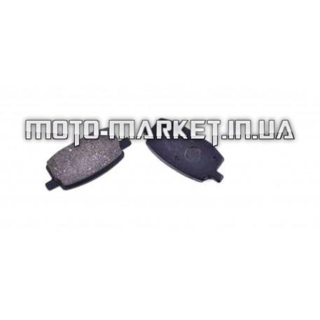 Колодки тормозные (диск)   Yamaha JOG   AMG