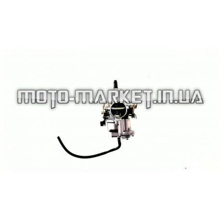 Карбюратор   4T CB/CG 200   (PZ30, ускорительный насос, дросель под трос)   KNG
