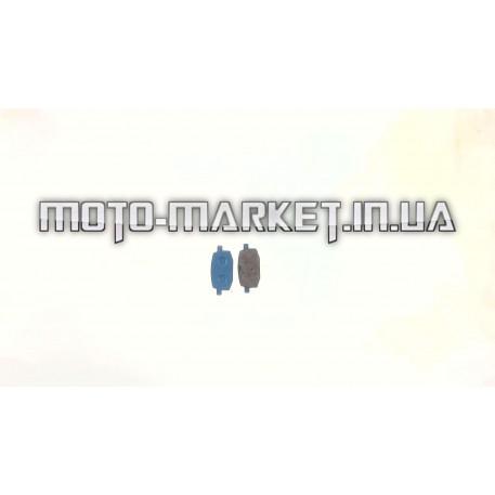 Колодки тормозные (диск)   Yamaha JOG 50   (MARATHON)   ST