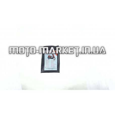Чехол сиденья   Honda LEAD AF48   (кожвинил, кант, надпись HONDA) (EURO)   IGR