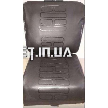 Чехол сиденья бокового прицепа   ДНЕПР, УРАЛ, К-750   (плотный кожвинил с оттиском, кант)   IGR